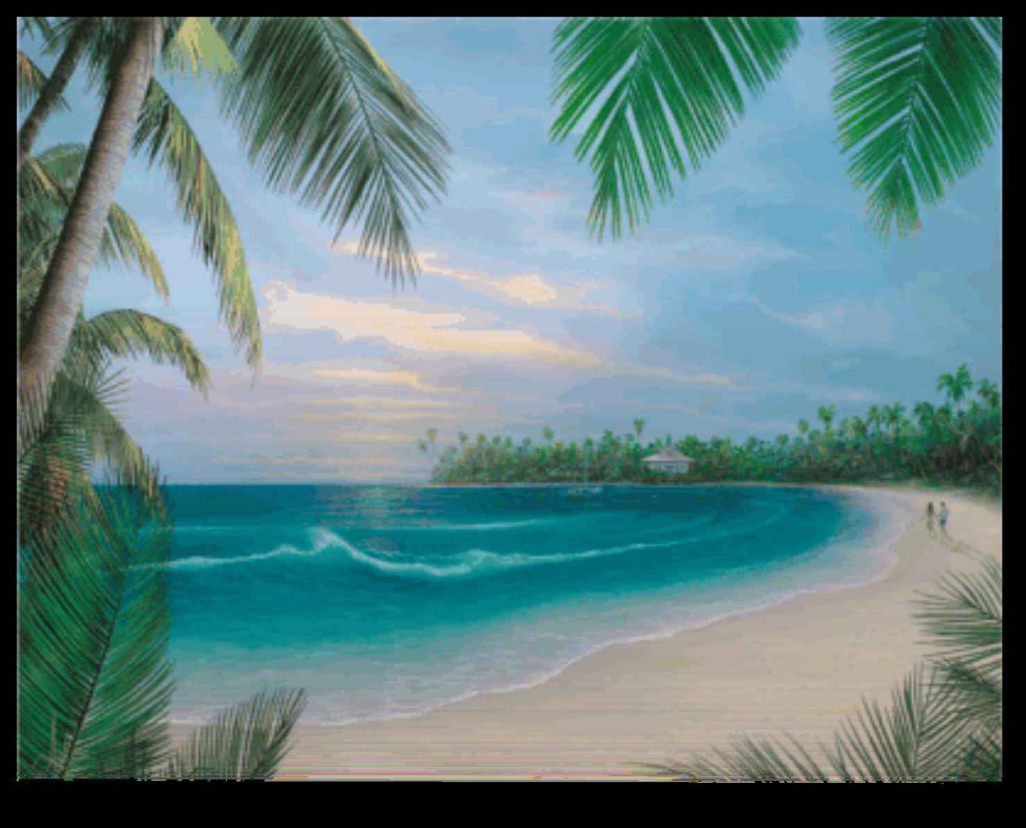 Beach House Vintage Signs Beach Scene Wallpaper Beach Mural Beach Scene Painting