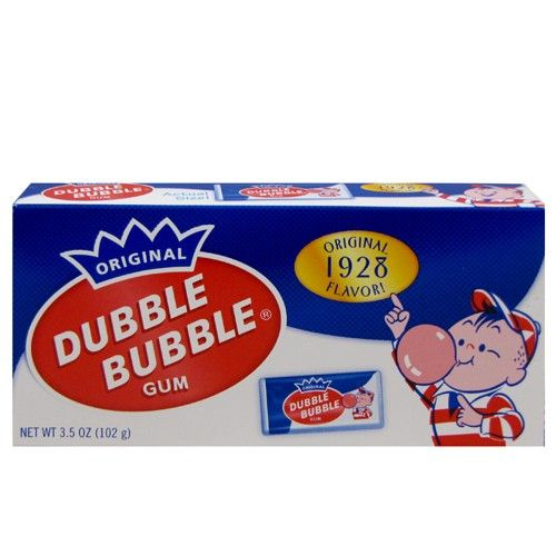 Double Bubble Gum Best Ever Only Sell It At Dollar Tree And