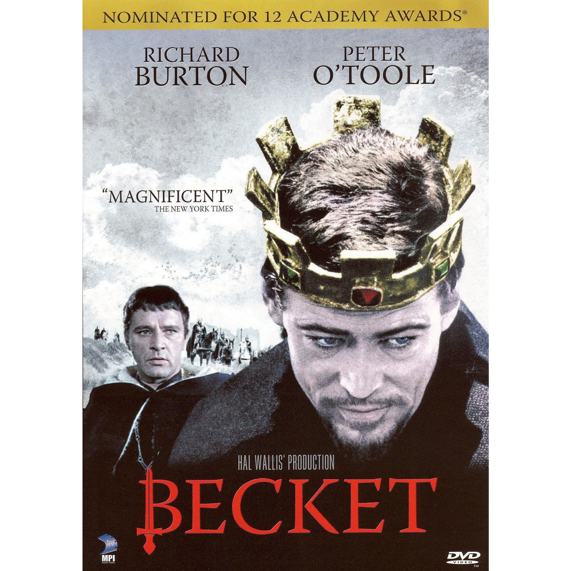 Becket Dvd 2007 Biography Movies Becket Good Movies