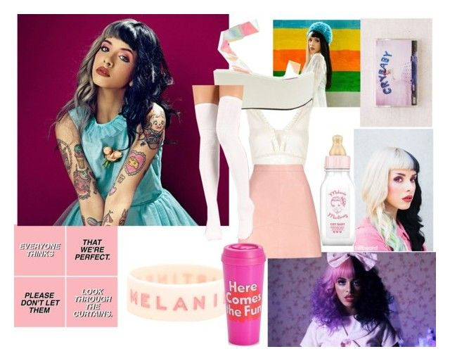 """""""chesse"""" by jessciarabbit234 ❤ liked on Polyvore featuring Urban Outfitters, Dollhouse, River Island, UNIF and ban.do"""