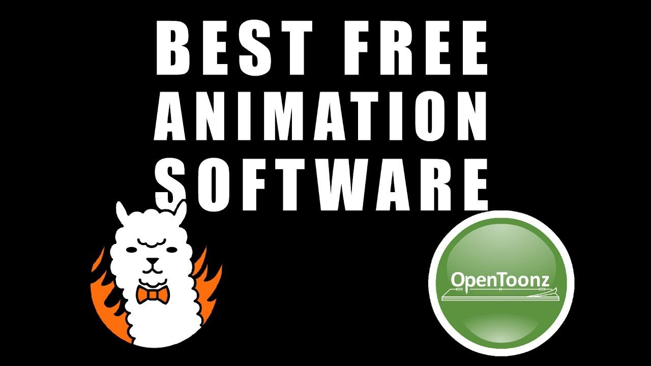 Best FREE 2D Animation Software (2017) 2d animation