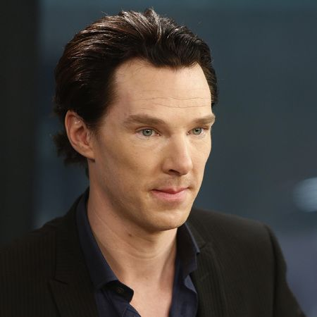 Benedit Cumberbatch reveals his beauty regime <-- What does he have to do? Just roll out of bed everyday?