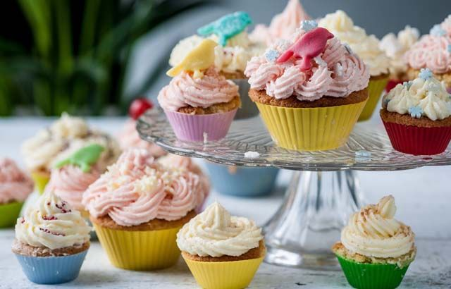 Party Fairy Cakes Recipe Party Planning Pinterest