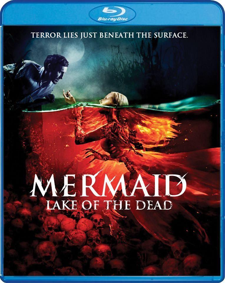 Mermaid Lake Of The Dead Blu Ray Cool Things To Buy Horror Movies Mermaid