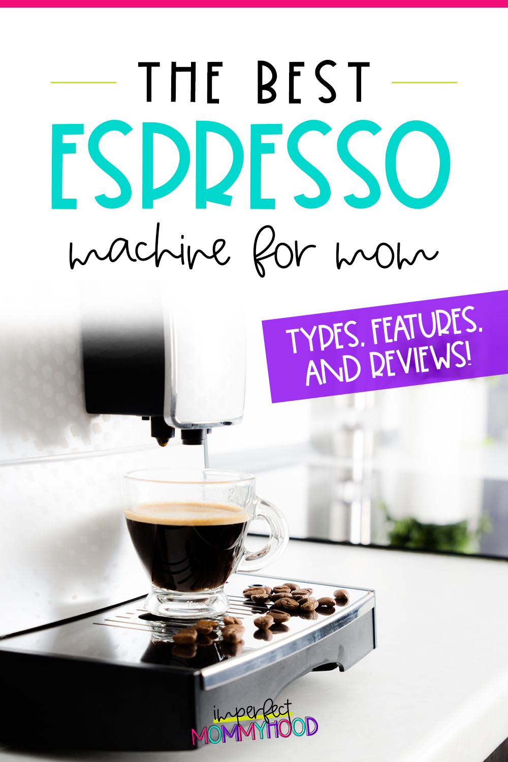 Choosing the best espresso machine can be hard! Make it a little easier by learning about the types, features, and more. I've included a wide range of options, no matter what you're looking for. Affordable, easy, high-quality, and more. If you're in the market for a great espresso machine at home, I highly suggest checking out some of the options on this list. #reviews #coffee #automaticespressomachine Choosing the best espresso machine can be hard! Make it a little easier by learning about the #espressoathome