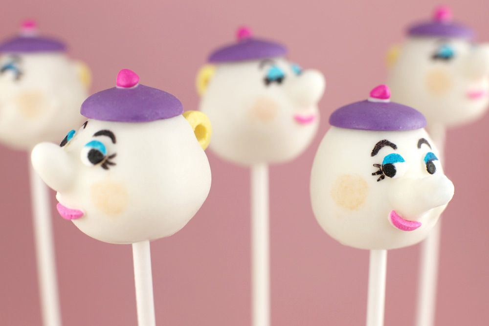 Teapop Party! I will never make these but they are cute. Cute enough to pin. :)