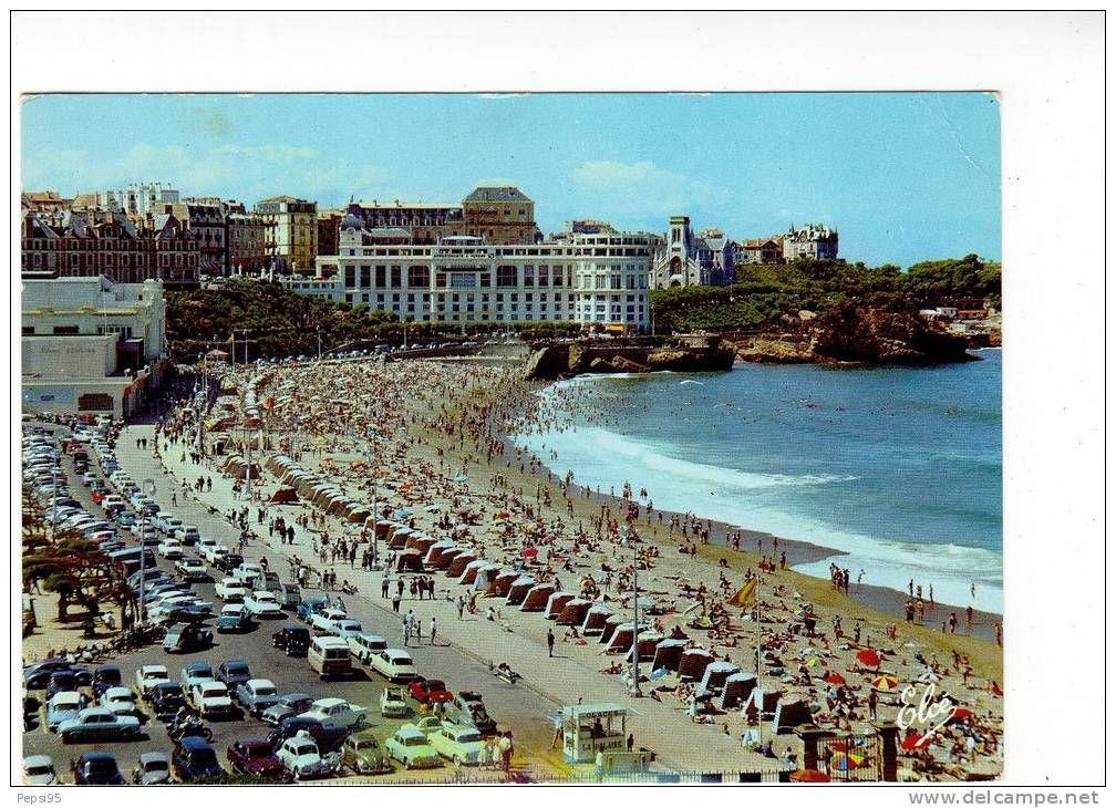 64 biarritz la grande plage et les casinos ditions chatagneau voitures des ann es 60 70. Black Bedroom Furniture Sets. Home Design Ideas