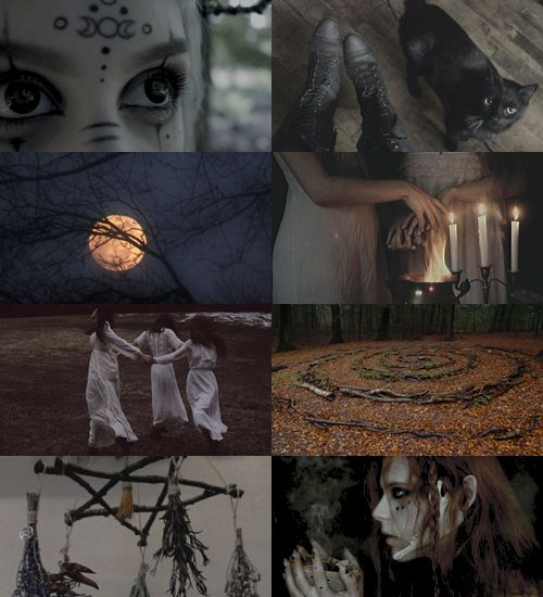 "mistflarden: "" Random Edits 1/? - Witches "" ""Men fear witches because they take their power from the earth without poisoning the soil."" """