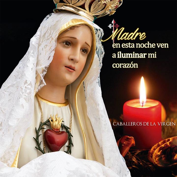 esta noche Virgen orgía