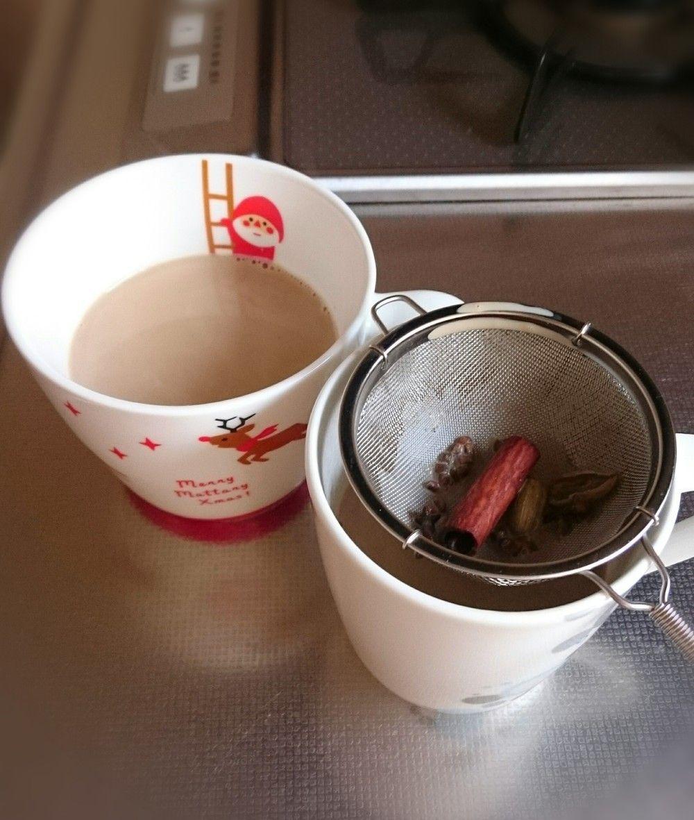インドのマサラコーヒー By Ikarinco レシピ マサラチャイ インド料理 レシピ