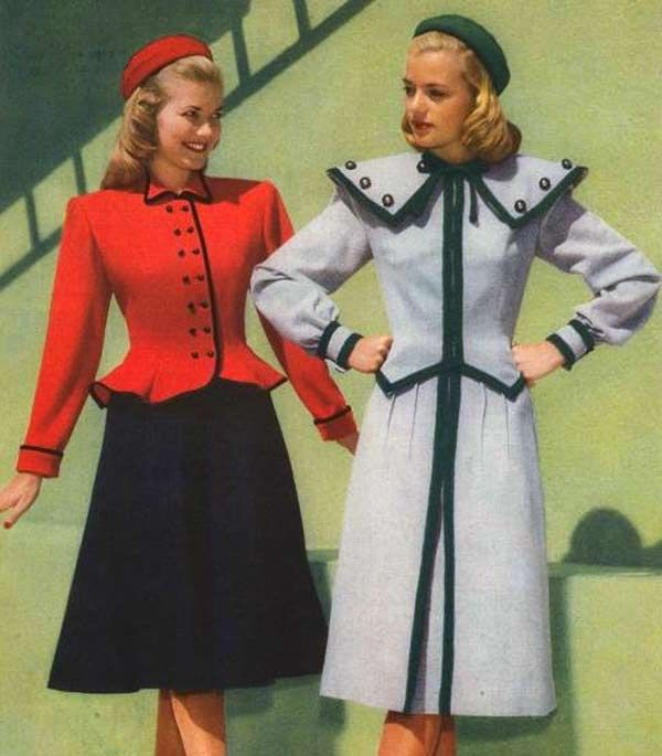 a history of clothing trends Let's not confuse generational objections to new styles with crazy fashion trends  people once objected to women wearing pants in the 1920s.