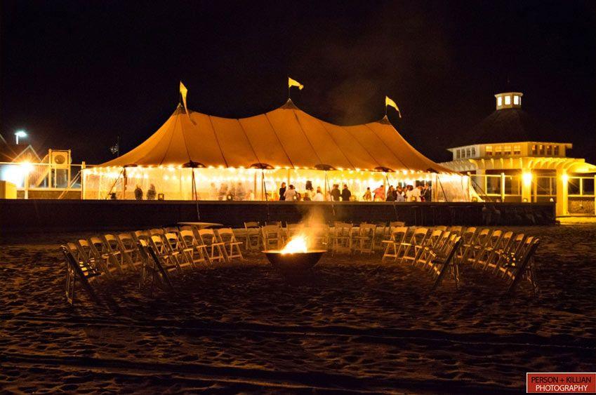 newest beach wedding bonfires Google Search Wychmere