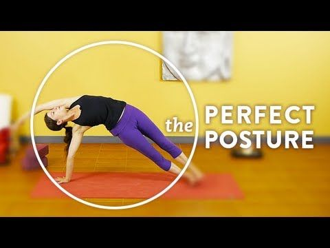 side plank  perfect posture  laura burkhart yoga