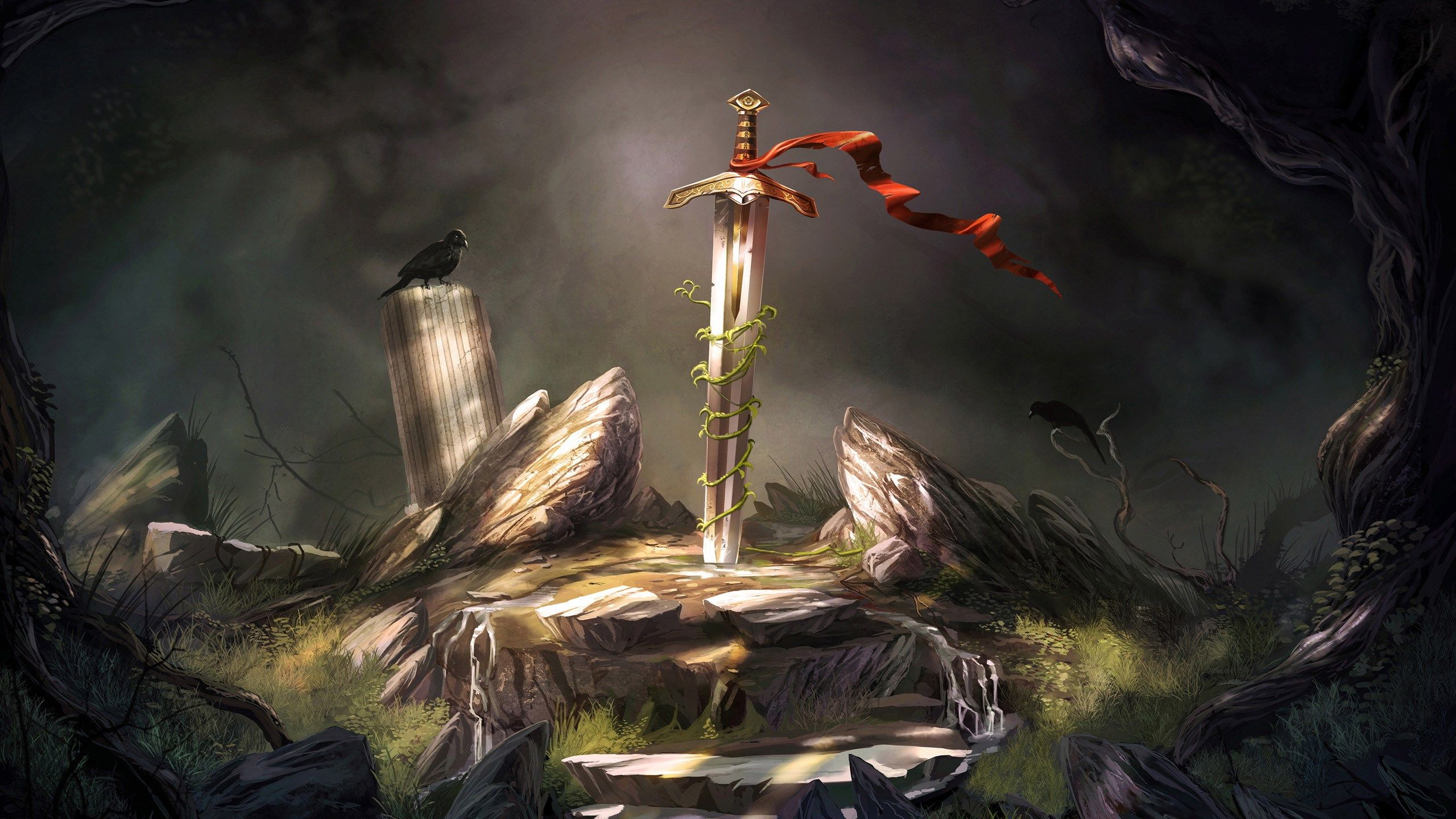 High Quality trine 2 Sword art online wallpaper, Samurai