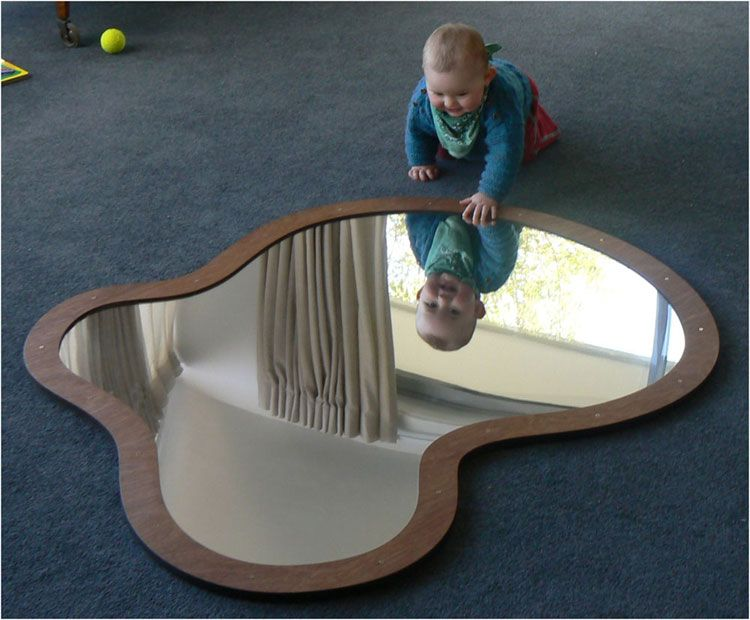 LITTLES ROOM. Acrylic mirror from Taragon Creations LTD - I love the ...