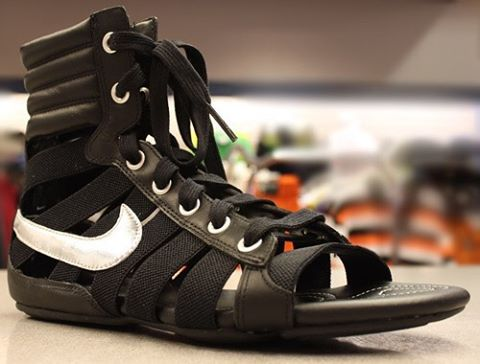 bb0731667 ... sweden who wants a pair of these nike womens gladiator sandals slippers  nike gladiator sandals nike
