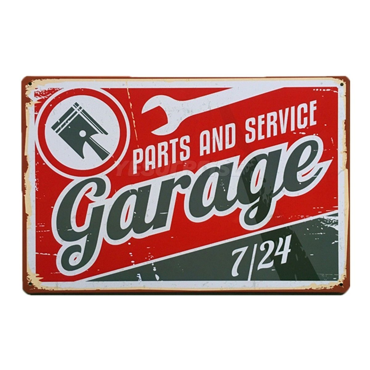 Decorative Wall Signs Gorgeous Retro Metal Poster Painting Vintage Car Sign Decorative Wall Home Inspiration Design