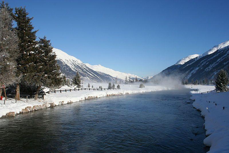 Pontresina, Graubunden, Switzerland