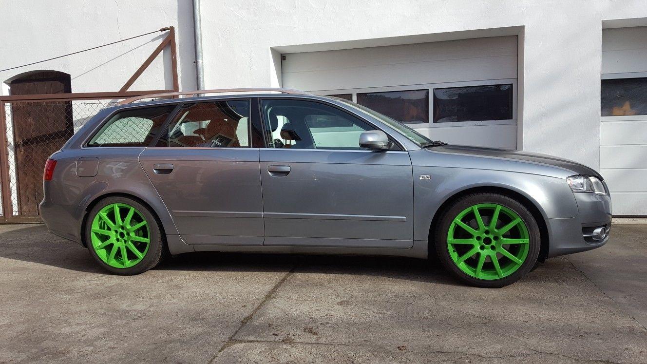 Audi a4 b7 1 8t