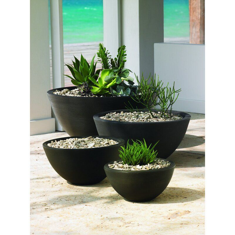 Peristeronari Resin Pot Planter In 2020 Planters Outdoor Planters Garden Pots