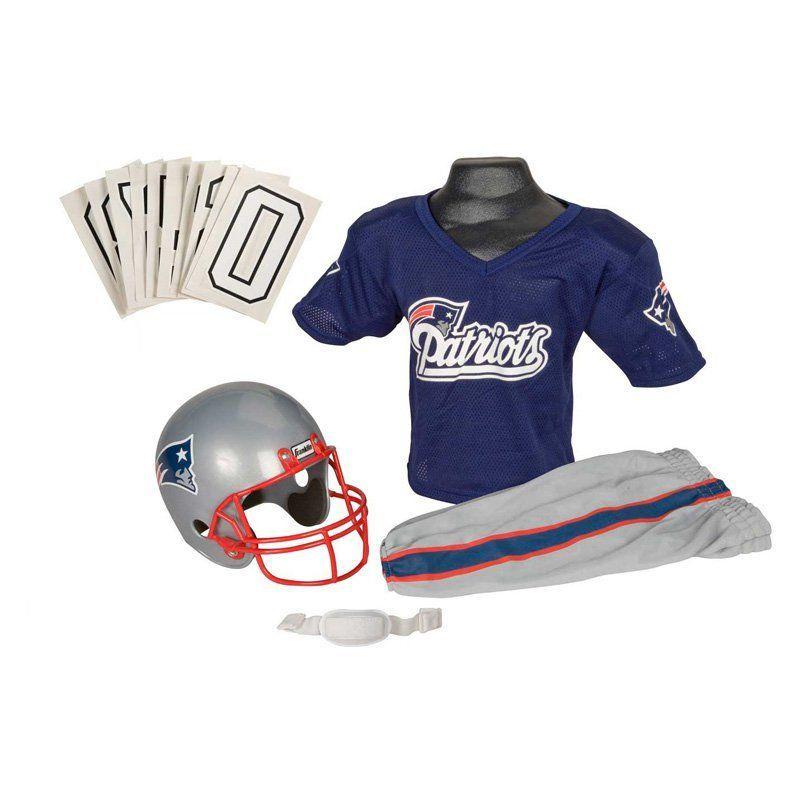 b3be0ee6c Franklin Sports NFL Youth Uniform Set