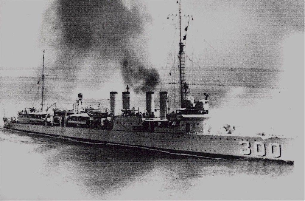 USS Farragut DD-300 | Navy ships, Us navy destroyers