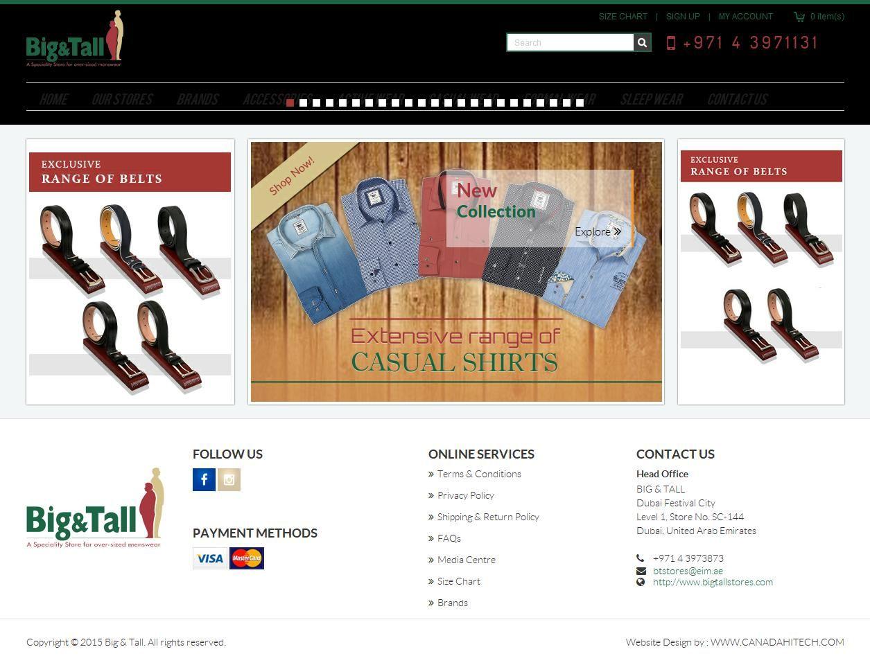 Big Tall, Llc The Business Center, 135, Khalid Bin Al Waleed