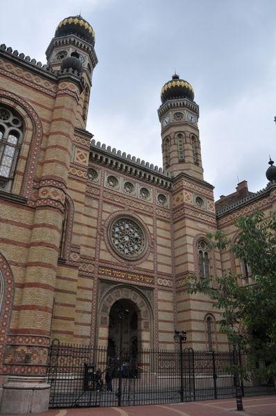 Židovská synagóga v starom meste
