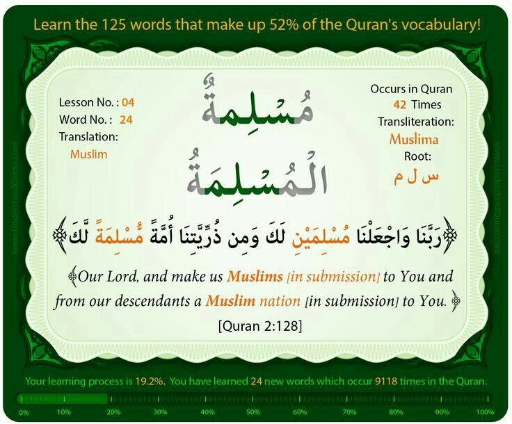 Pin by aqsa ali on quranic words words learn quran