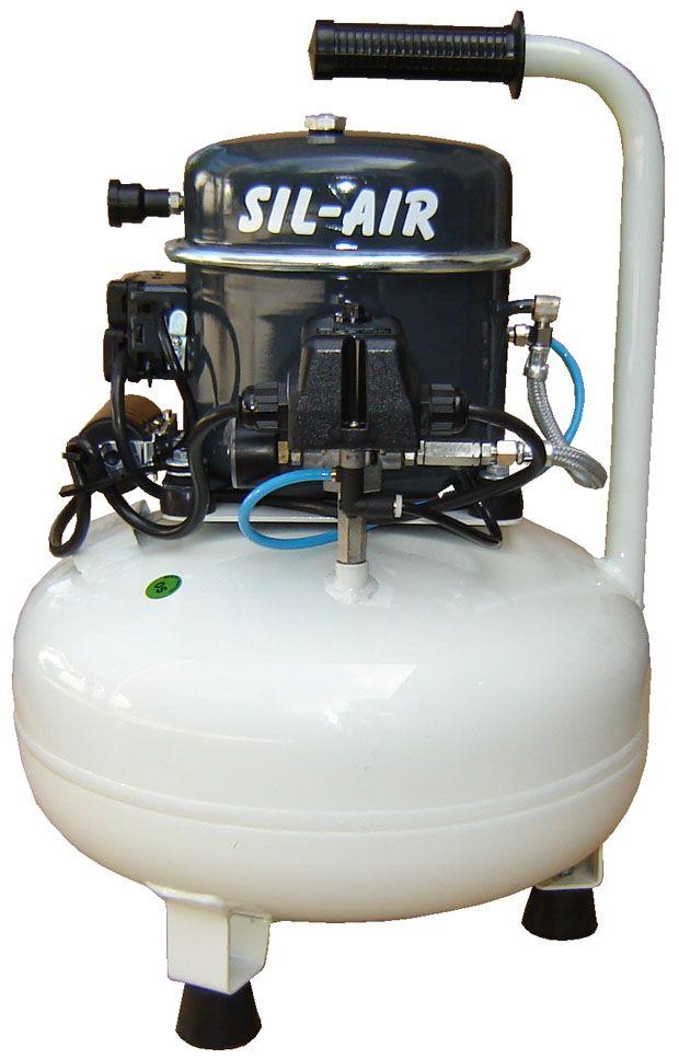 Silentaire Sil Air 50 15 Silent Running Airbrush Compressor Portable Air Compressor Air Compressor Portable Air Compressor Compressor