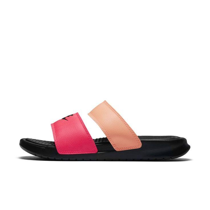 160b45e66 Nike Benassi Duo Ultra Women s Slide Size 8 (Racer Pink) - Nike Benassi -