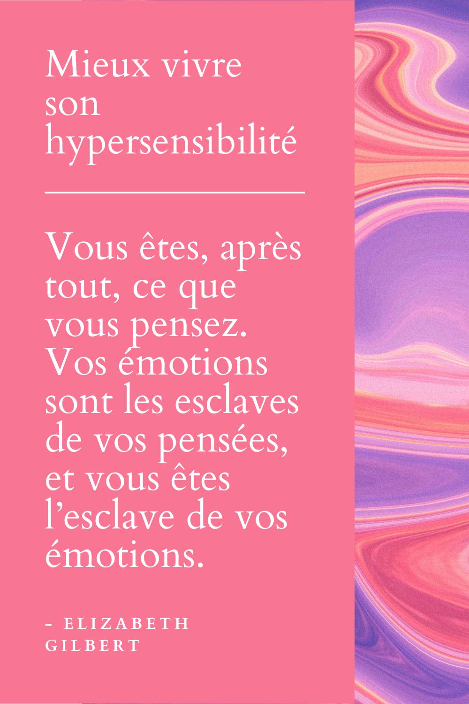 Vous Etes Ce Que Vous Pensez Vos Emotions Sont Les Esclaves De Vos Pensees Gestion Des Emotions Emotions Gerer Ses Emotions
