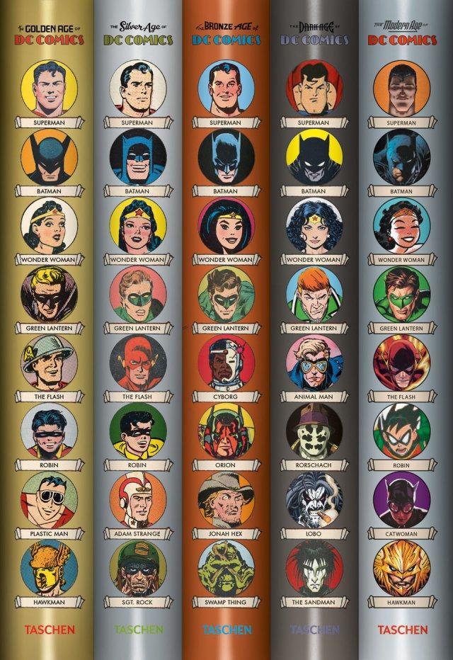 'Golden Age of DC Comics' Explores Superhero History ...