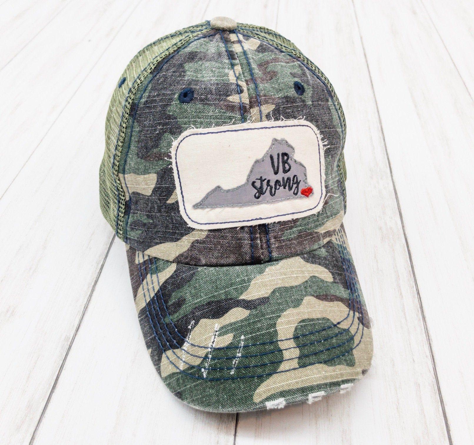 Pin On Virginia Hats