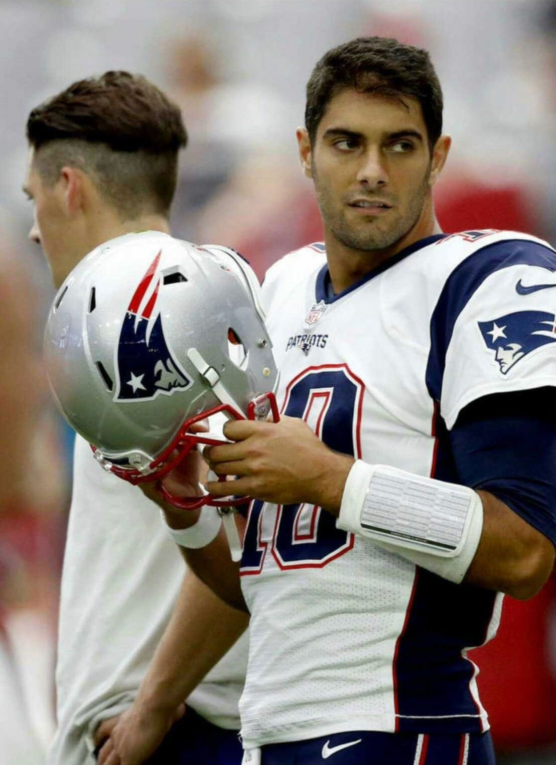 Pin By Goodicktion On Jimmy Garoppolo New England Patriots Logo New England Patriots Nfl Football Players