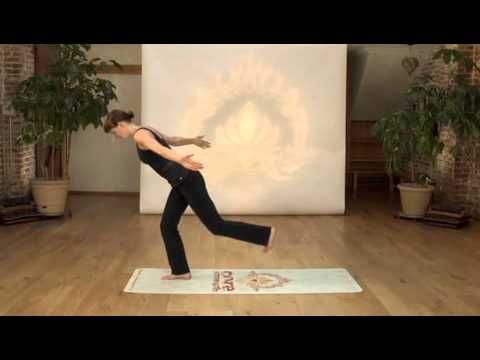core strength vinyasa yoga  balance yoga hatha