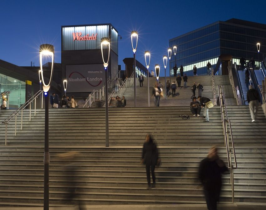 Westfield Stratford City - Projects :: DW Windsor ::