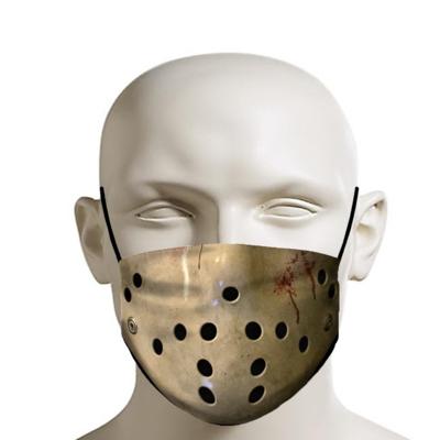 Horror Hockey Mask In 2020 Hockey Mask Mask Face Mask