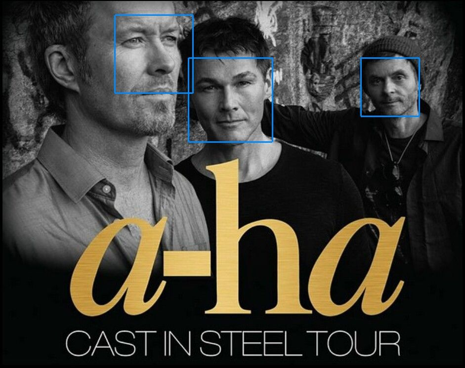 A Ha Band Cast In Steel Tour 2016 For Me The Best Band Ever Com