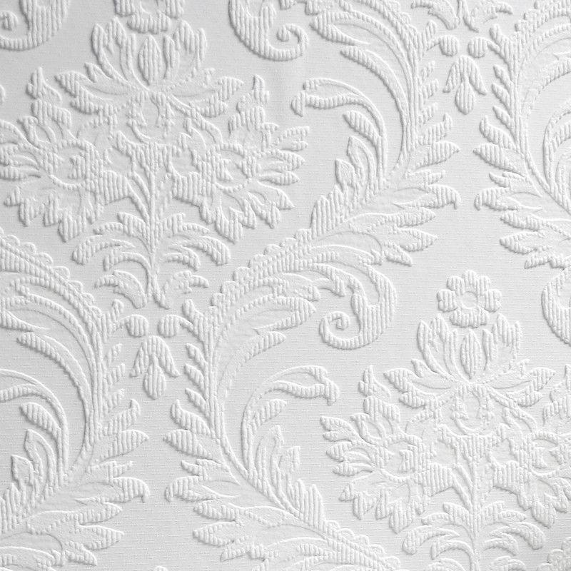 Anaglypta Luxury Textured Vinyl Wallpaper High Trad Rd80027 Damask Wallpaper Paintable Wallpaper Anaglypta Wallpaper