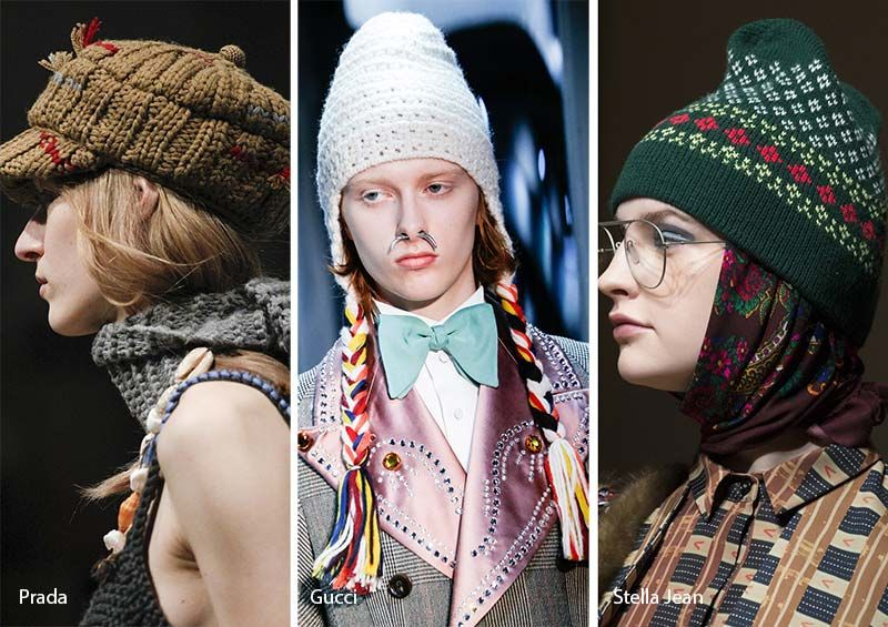 88233350fc8 Fall  Winter 2017-2018 Hat Trends  Knit Hats   Beanies