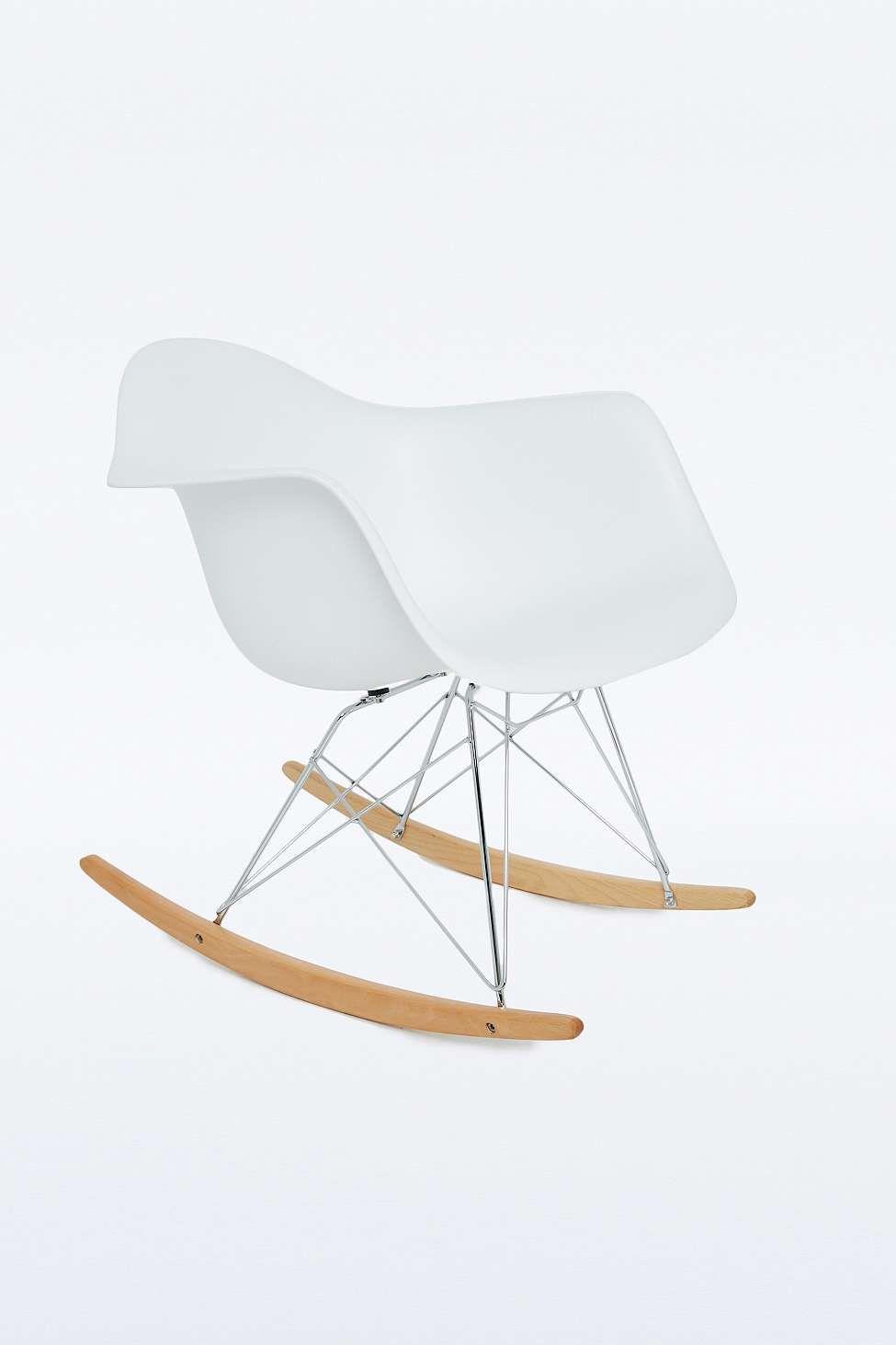 wei er schaukelstuhl home pinterest schaukelst hle. Black Bedroom Furniture Sets. Home Design Ideas