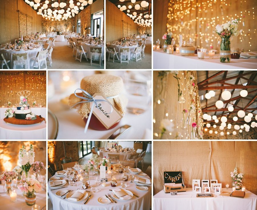 Diy wedding reception including a beautiful flower wall in vintage tyson and alisons rustic adelaide hills wedding at golding winery featuring some amazing adelaide wedding suppliers photographed by lucinda may junglespirit Images