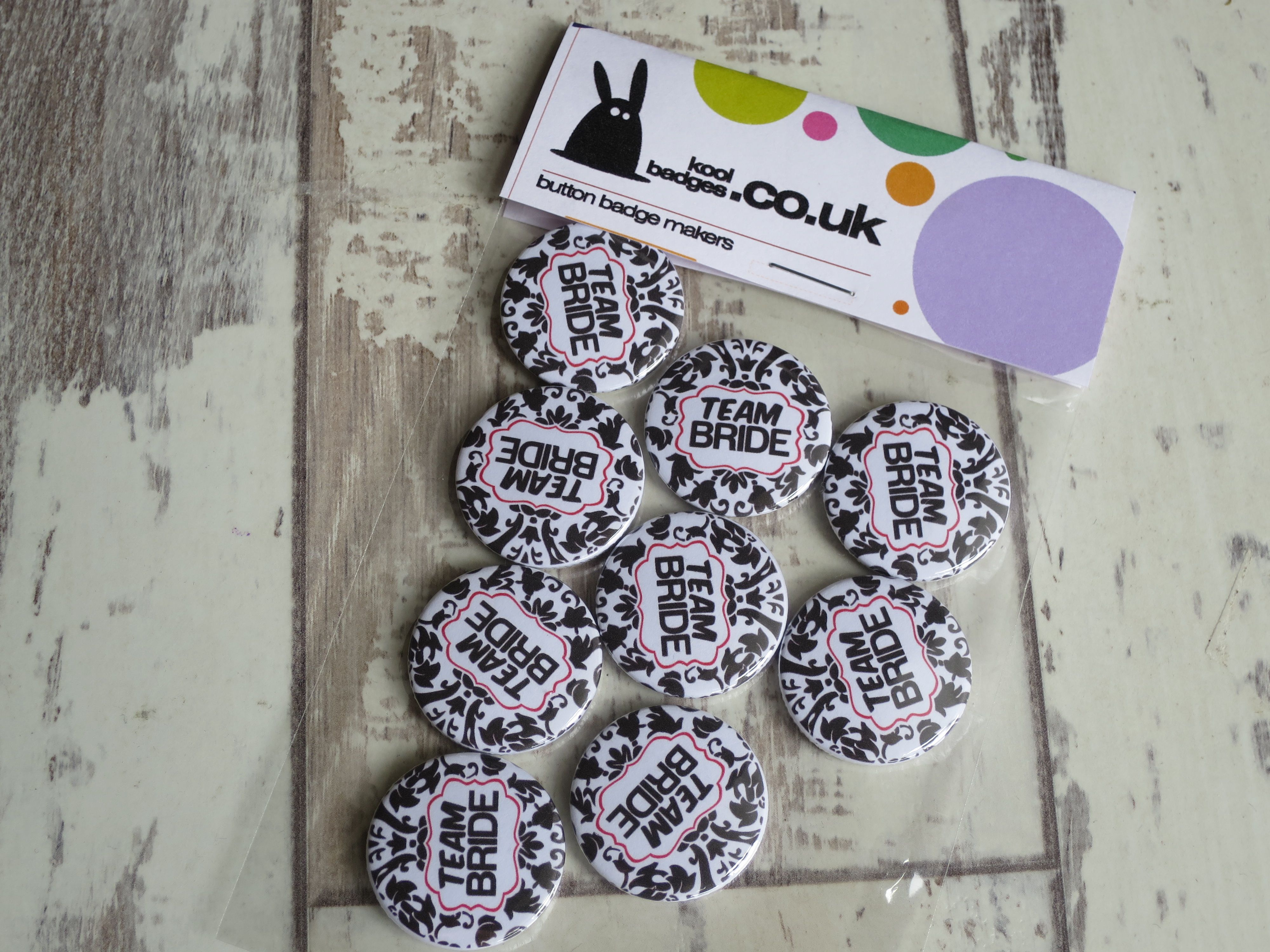 5ac9d71b47 Button Badges hand made in our UK workshop. We deliver our badges to  customers all over the world & free delivery is available on order over £15.