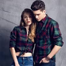 Resultado de imagen para camisas de vestir para parejas  6c9910c19f09