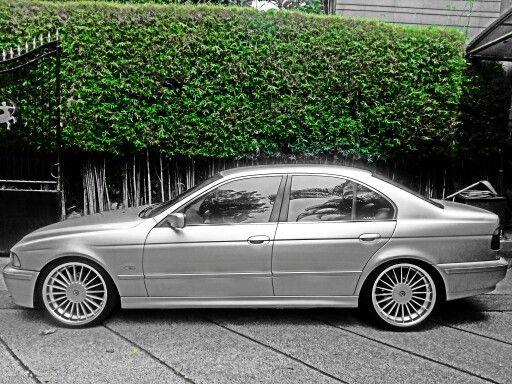My E39 On Alpina 20 B10 E34