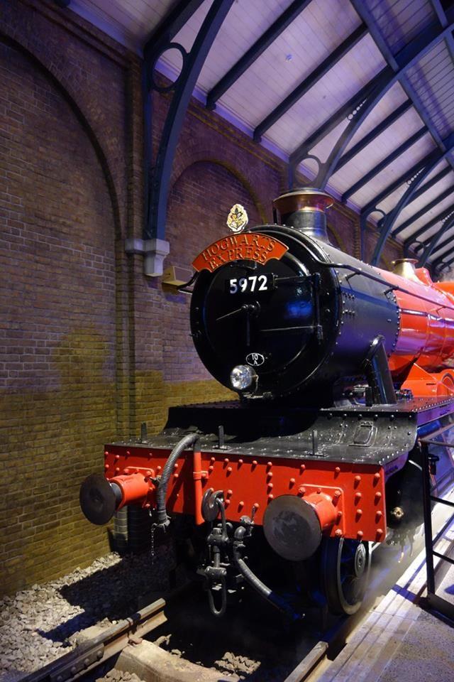 Hogwarts Express Haryr Potter at Warner Bros Studio Tour