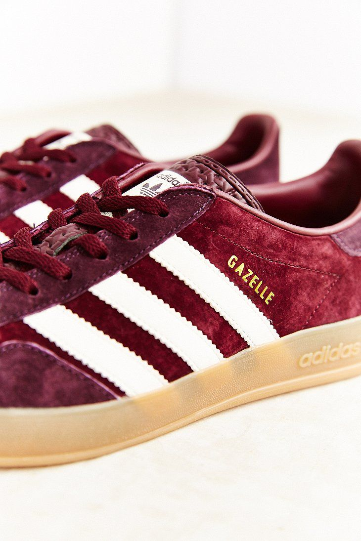 finest selection 35c90 12e2f adidas Originals Gazelle Gum-Sole Indoor Sneaker - Urban Outfitters