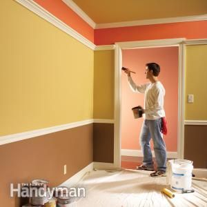 Paint Trim Or Walls First And Other Painting Questions Answered Home Diy Home Painting Tips