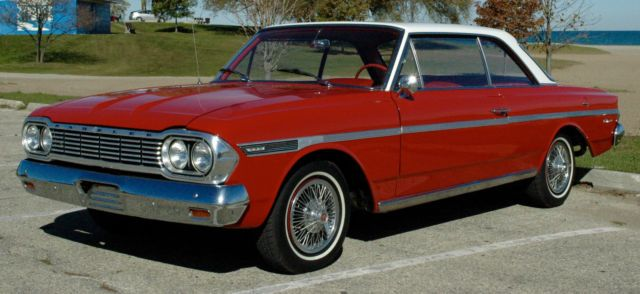 1964 Amc Rambler Classic 770 2 Door South Dakota Car Amc